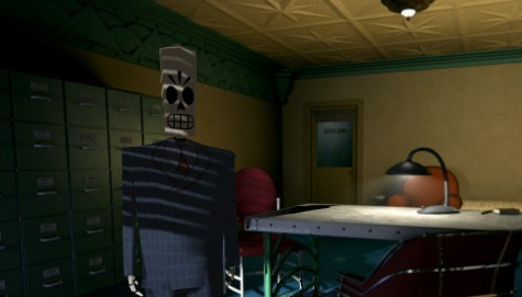 EVA'S EVALS: Bringing games back from the dead with Grim Fandango: Remastered