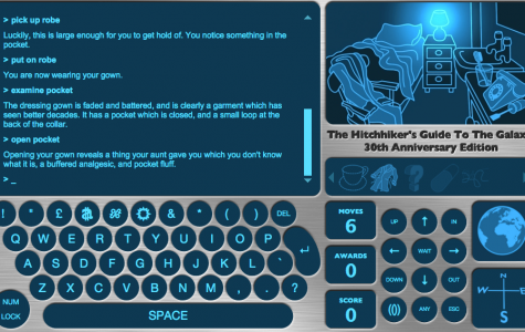 EVA'S EVALS: The Hitchhiker's Guide to the Galaxy game is still fun, 30 years later
