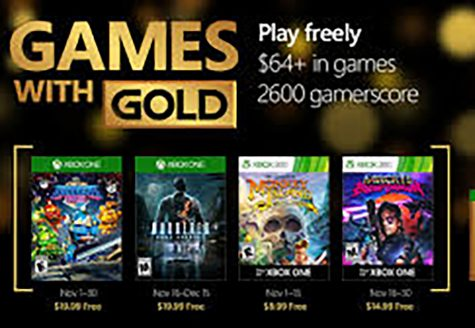 Games for Gold November Review