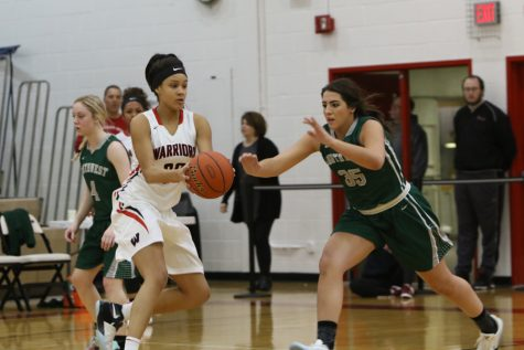 Girls basketball brings success to the court but not to the stands