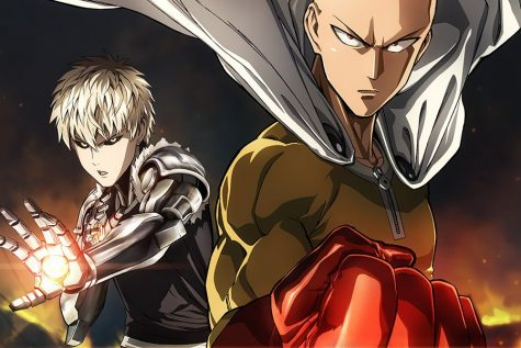 Richie's Reviews: One Punch Man