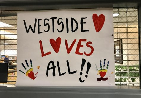 Westside shows support to LGBTQ through Ally Week