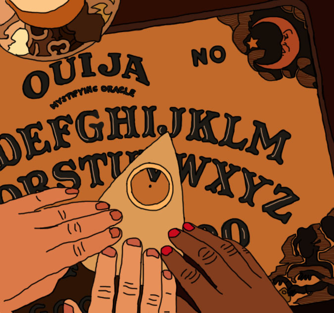 Ouija Boards – Real or Fake? – Westside Wired