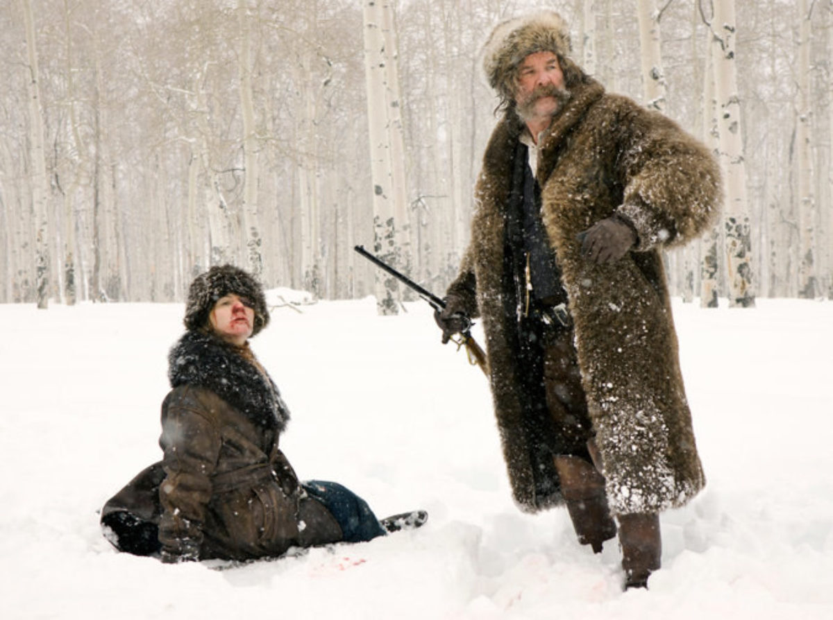 MOVIE REVIEW: The Hateful Eight (2015)