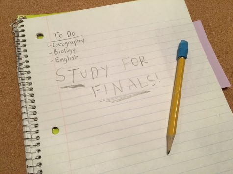 Advice for Freshman on Finals