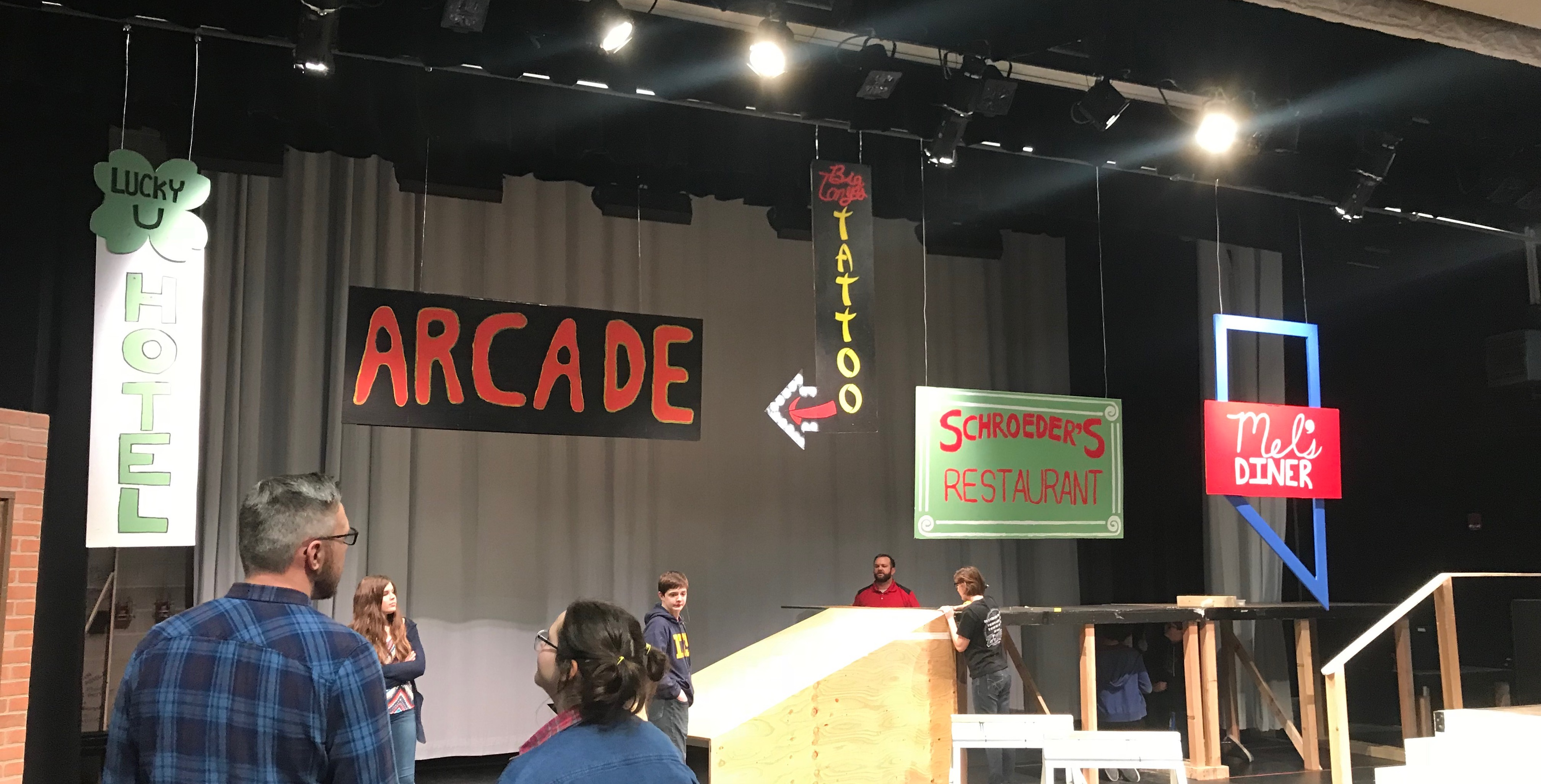 SPRING MUSICAL PREVIEW: Dogfight