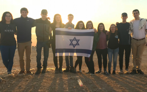 Westside Students Share Experiences About Their Trip to Israel
