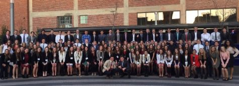 DECA students look to compete at state competition