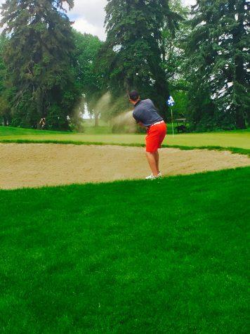 Boys golf team looks forward an to improved season