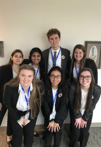 HOSA club finds success with first ever competitive experience