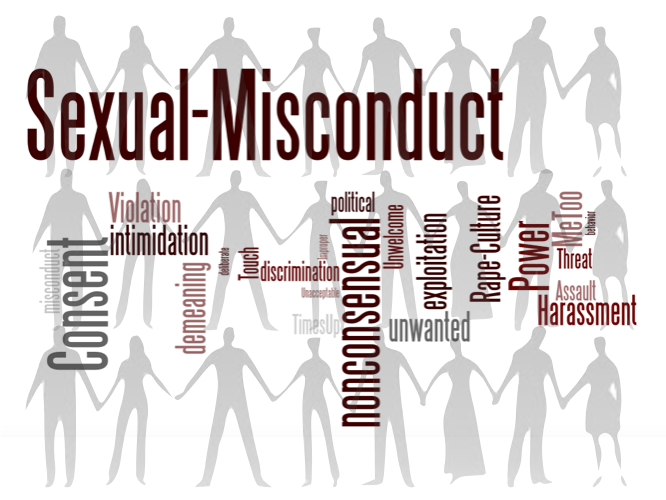 How to Handle Sexual Misconduct as a Bystander or Survivor- Video