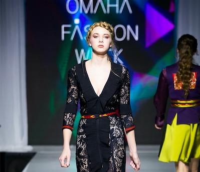 Freshman Shares Experience in Omaha Fashion Week