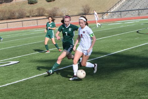 Girls Soccer looks towards district tournament, rest of season
