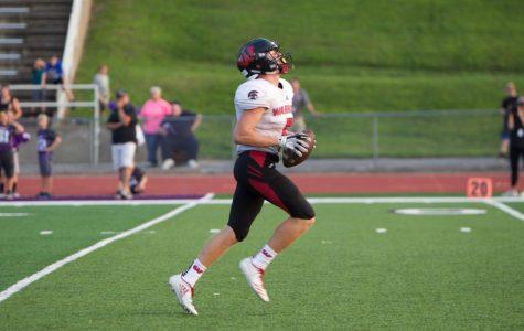 Photo Gallery: Varsity Football Takes on Bellevue East