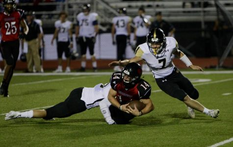 Photo Gallery: Varsity Football Hosts Lincoln Southeast