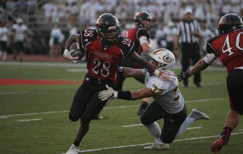 Photo Gallery: Varsity Football Takes on Gretna
