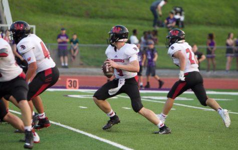 Sophomore Prepares for Season as Starting Quarterback