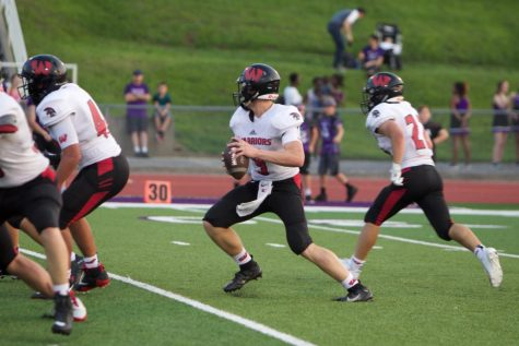 Sophomore Prepares for Season as Starting Quarterback