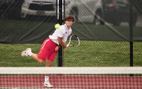 Photo Gallery: Varsity Boys Tennis Hosts Creighton Prep