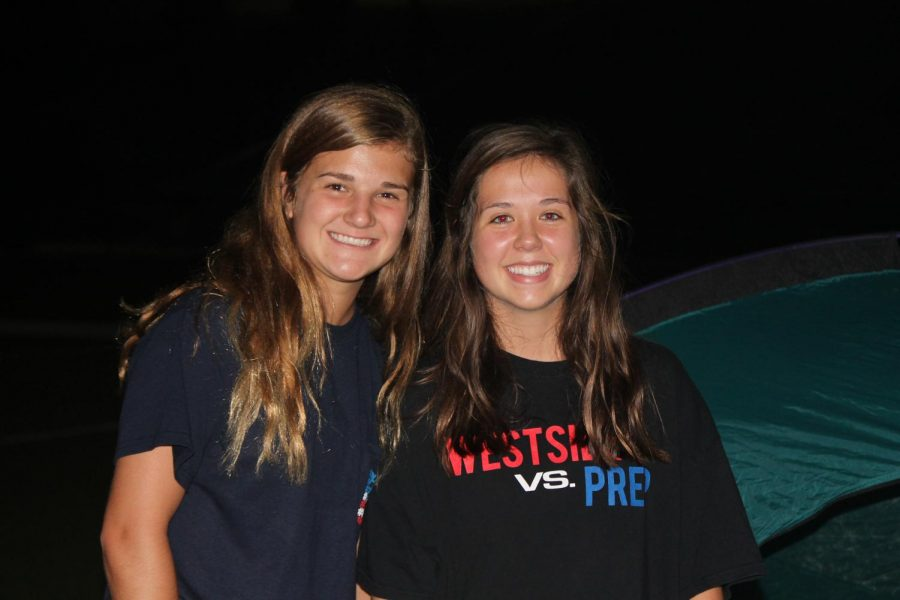 Photo Gallery: Senior Sleepover