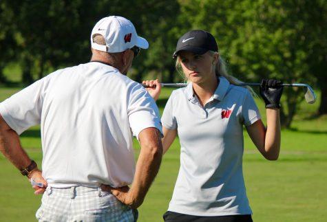 Senior Golfer Has Eyes on State Championship