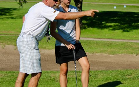 Photo Gallery: Girls Golf Takes on Bellevue West Invite