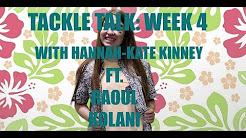 Tackle Talk: Week 4 (Westside vs Gretna)