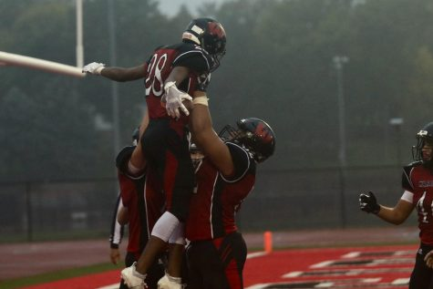 Westside Football Team Secures Home Field Advantage