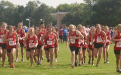 Westside Girls Cross Country Team Shines at District Meet, Goldner Qualifies for State in Fremont