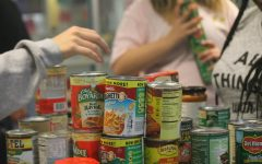 DECA Restocks the Westside Food Pantry and Raises a Total of $2,264.43