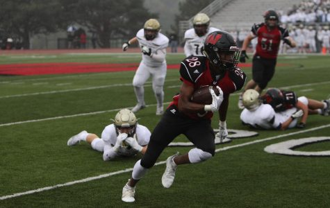 Photo Gallery: Homecoming Football game vs. Elkhorn South