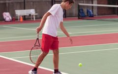 Freshman Tennis Player Ready to Continue to Lead Warriors