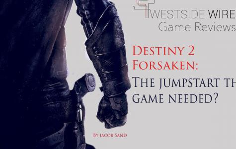 Video Game Review: Destiny 2 Forsaken