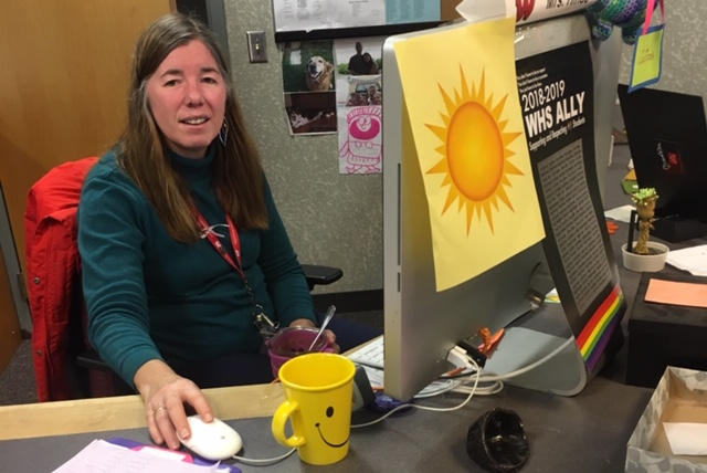 Michele Hinde: Educational Assistant's Journey Before Westside
