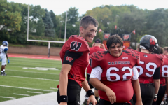 Living the Legacy: Freshman Takes After Family in Playing Football