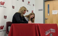 Westside Athletes Commit to Continuing Careers on Signing Day