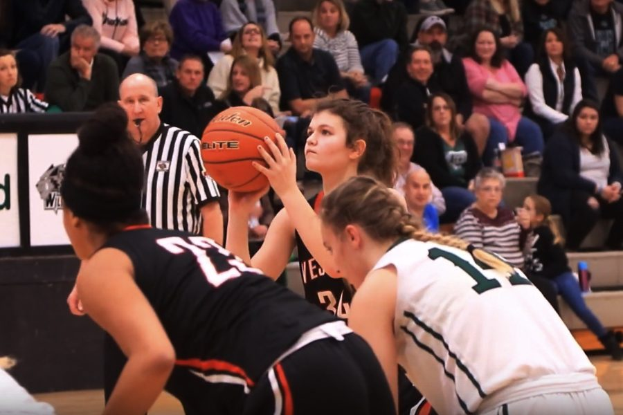 Westside+vs+Millard+West+%7C+Girls+Varsity+Basketball+Highlights
