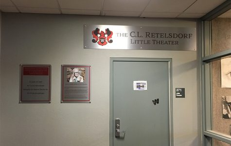 Little Theater Renamed To Honor Former Teacher