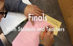 Students and Teachers Prepare for Finals