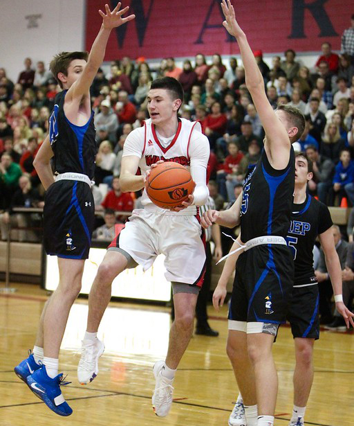 Westside vs Creighton Prep | Varsity Basketball Highlights