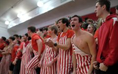 Varsity Basketball vs Prep Crowd Gallery