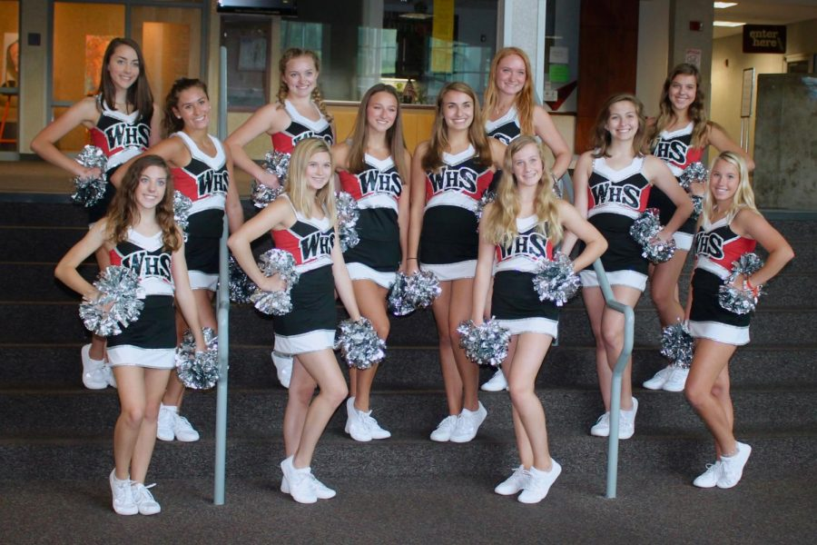 Dance Team Prepares for First Competition in Five Years
