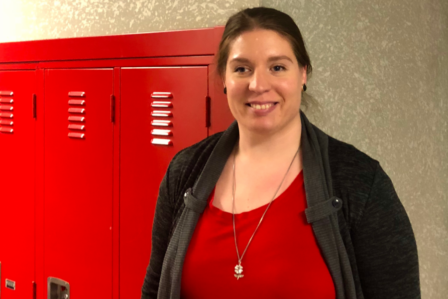 Mrs. Rebecca Tresec has been hired by the Westside Social Studies Department as a new teacher. Tresec said she is excited to share her love of learning at Westside in 2019.