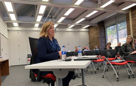 District Superintendent Search Narrows to Two Candidates