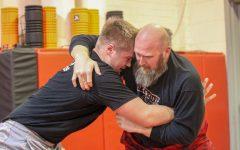 Wrestling Practice 2/7/19