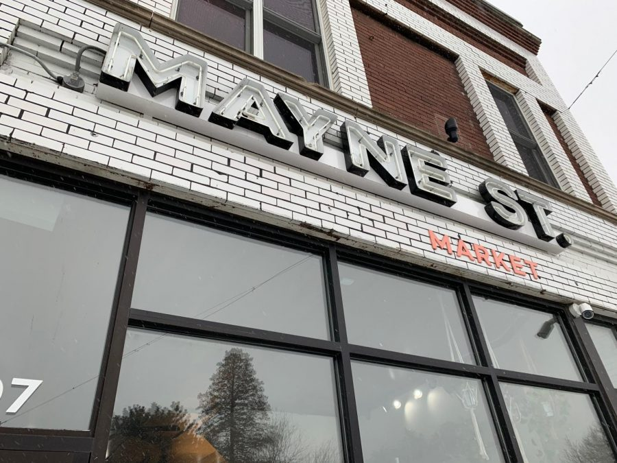 Restaurant Review: Mayne St. Market