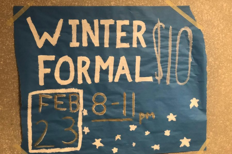 Winter Formal Conflicts Fixed by Westside Staff