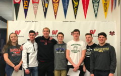 Seven Student Athletes Sign National Letter of Intent