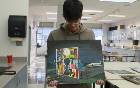 Art Students Recognized with Scholastic Art Awards
