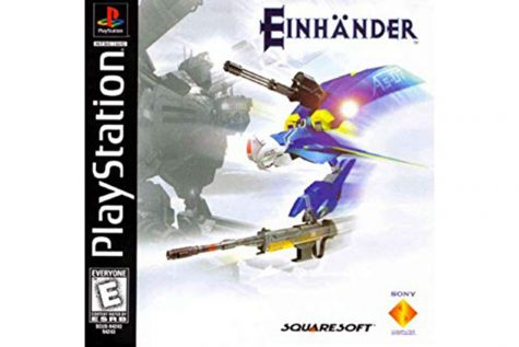 Video Game Review: Einhander 1998